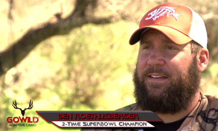 ATX Precision and Ben Roethlisberger on Gridiron Outdoors